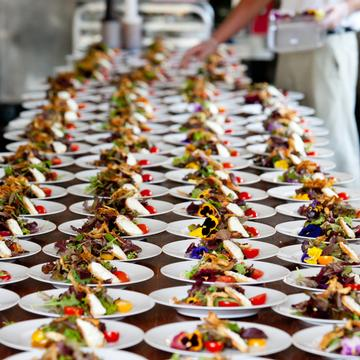 three course meal, Wedding Catering in Dorset and Dorchester
