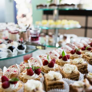 corporate event buffet catering in Dorset and Dorchester